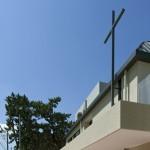 教会堂十字架