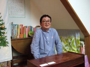 絵本・児童書の翻訳家・小宮由氏にお会いしました