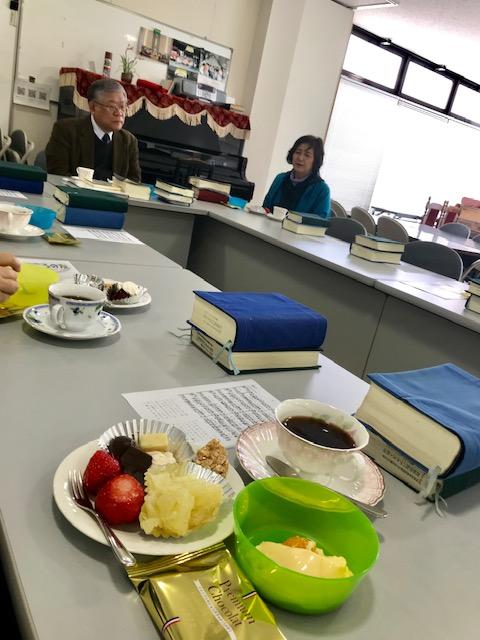 聖書に親しむ会 6/11(火)10:30~12:00