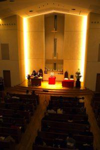 祝された2019年讃美礼拝